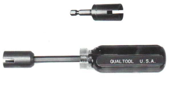 PHW Qualtool, Inc. Power and Hand Wing Nut Driver | PIONEER ...